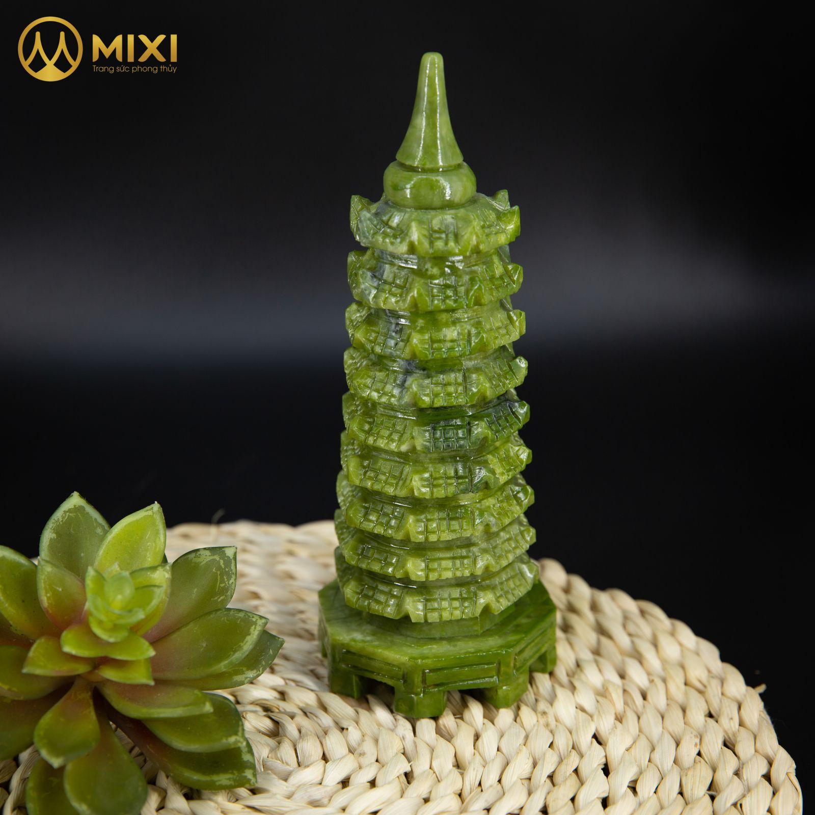 Tháp Văn Xương Serpentine_14 cm
