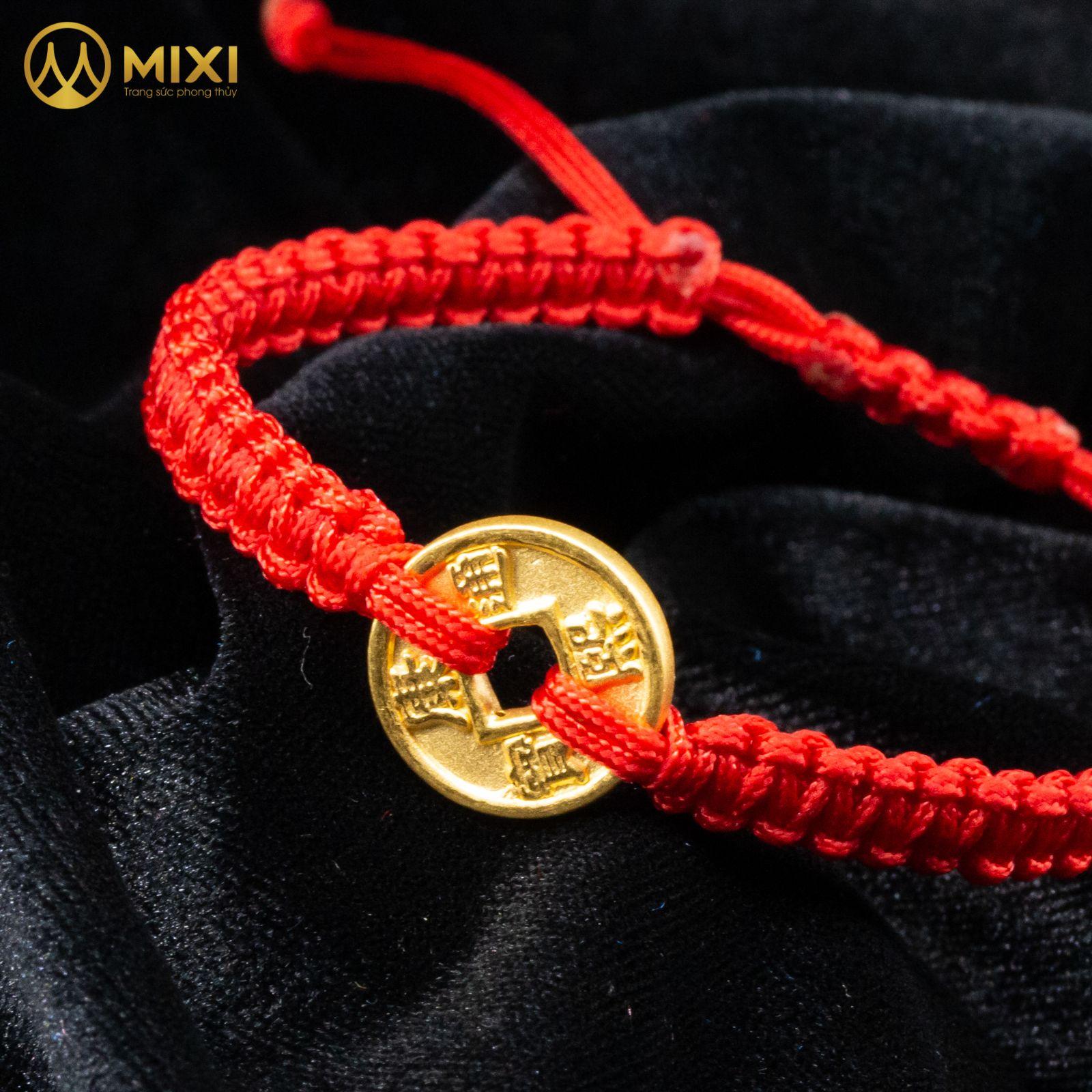 Charm Đồng Tiền Vàng 24K_14