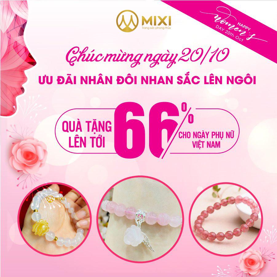 Đồng Giá 99k - Quà Tặng Ngập Tràn Ngày Phụ Nữ Việt Nam 20-10