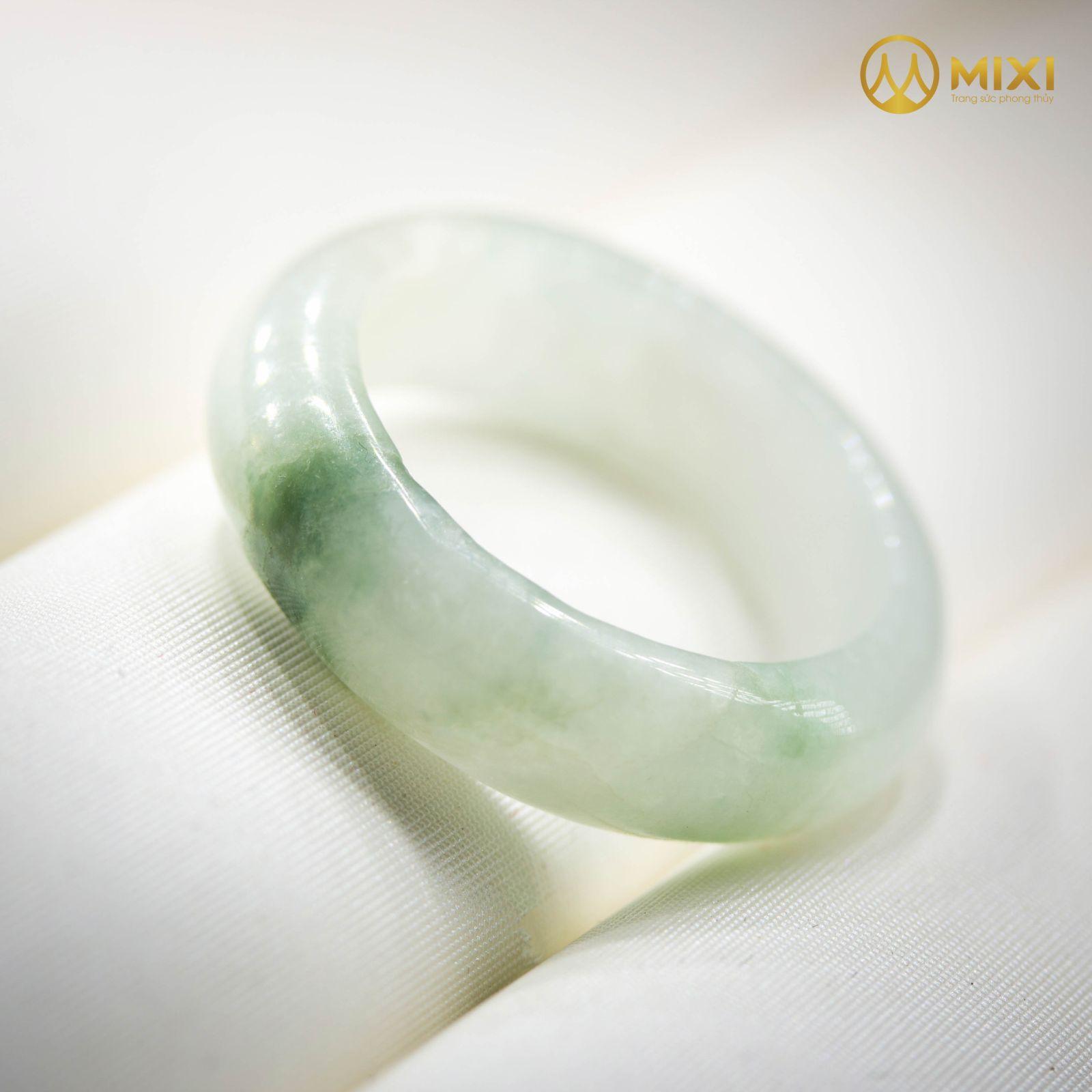 Nhẫn Ngọc Cẩm Thạch 12
