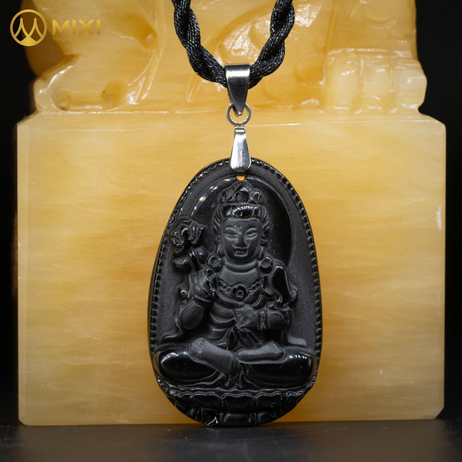 Đại Thế Chí Bồ Tát Núi Lửa Obsidian