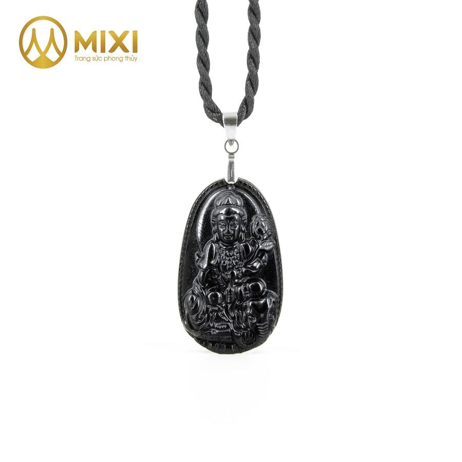 PBM Phổ Hiền Bồ Tát Núi Lửa Obsidian_To