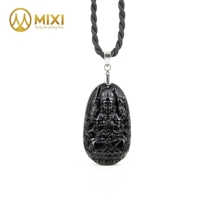 PBM Thiên Thủ Thiên Nhãn Núi Lửa Obsidian