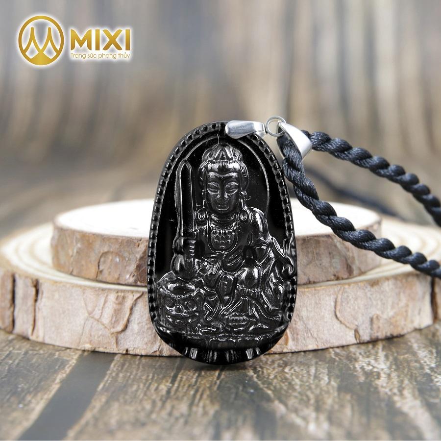 PBM Văn Thù Bồ Tát Núi Lửa Obsidian_Nhỏ