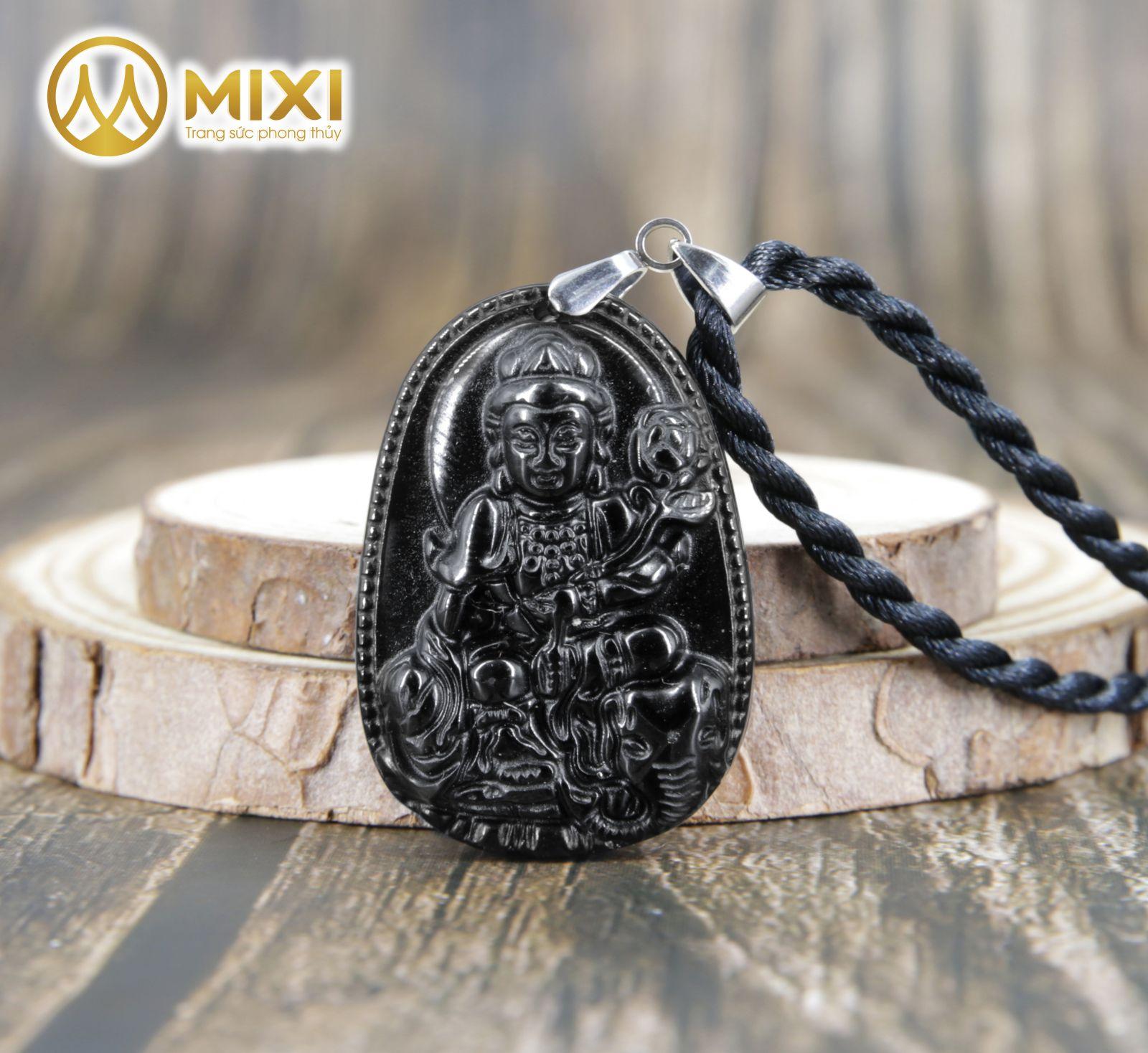 PBM Phổ Hiền Bồ Tát Núi Lửa Obsidian_Nhỏ