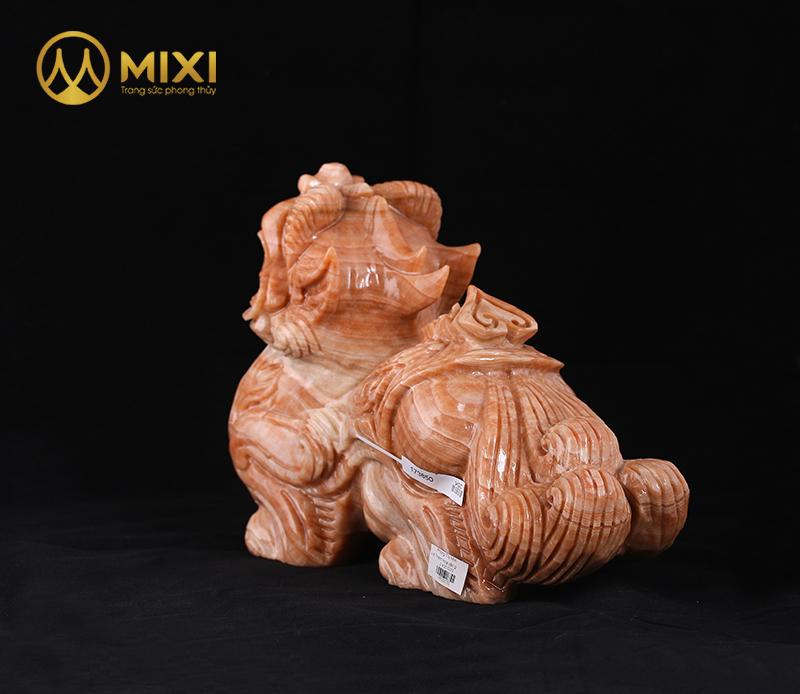 Tỳ Hưu Đá Thanh Hóa Vàng_30 cm