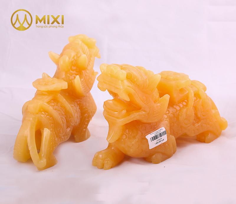 Tỳ Hưu Ngọc Hoàng Long_15 cm