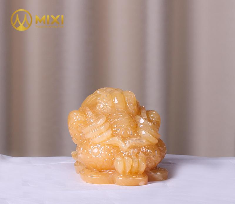 Thiềm Thừ Ngọc Hoàng Long_17 cm