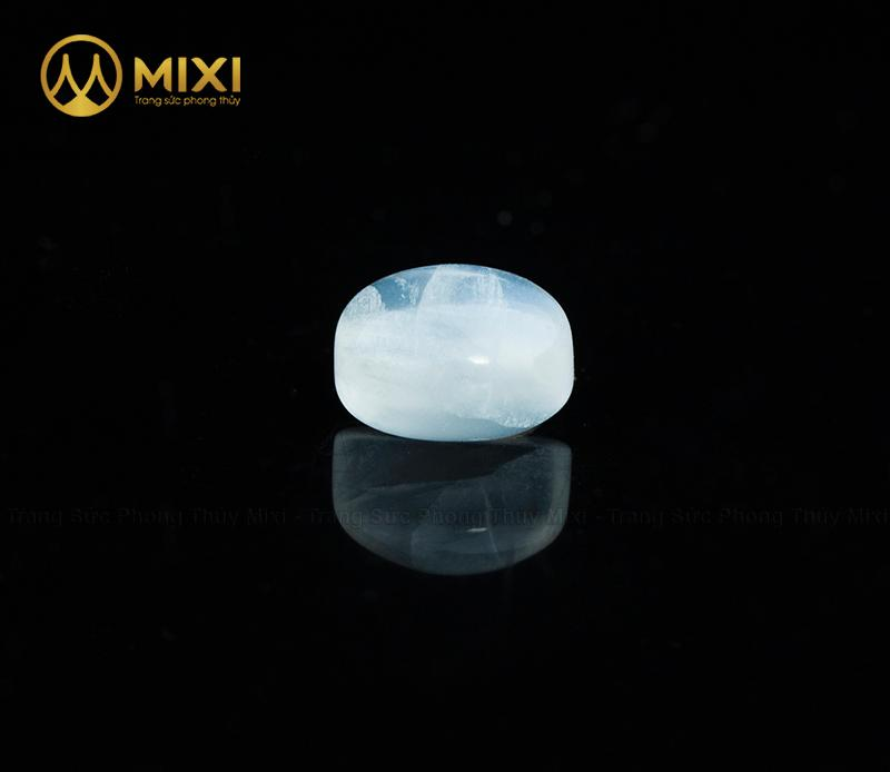 Mặt đá Mặt Trăng Hình Oval